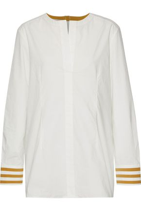 MARNI Cotton-poplin tunic