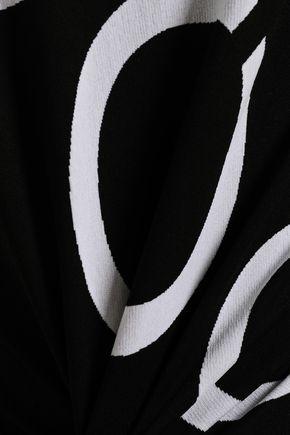 WOLFORD Hiroko jacquard-knit dress