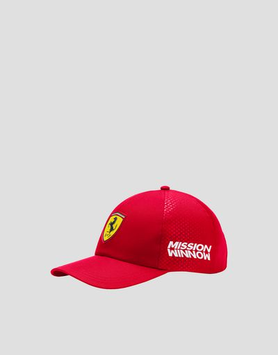 2019 Replica Scuderia Ferrari team cap ... bf3f3752e39
