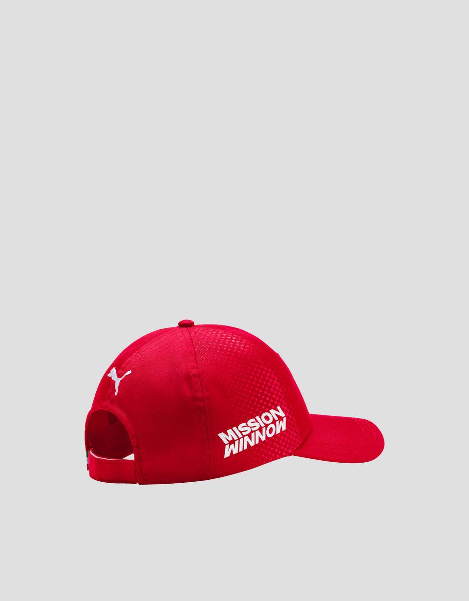 Scuderia Ferrari Online Store - Cappellino team Scuderia Ferrari Replica 2019 - Cappellini da Baseball