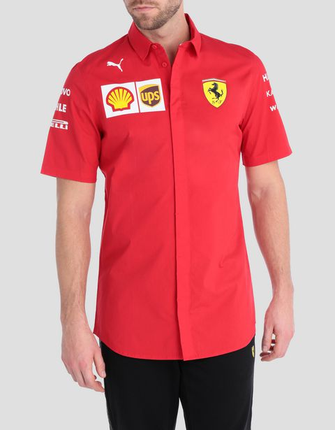 Scuderia Ferrari 2019 Replica men's shirt