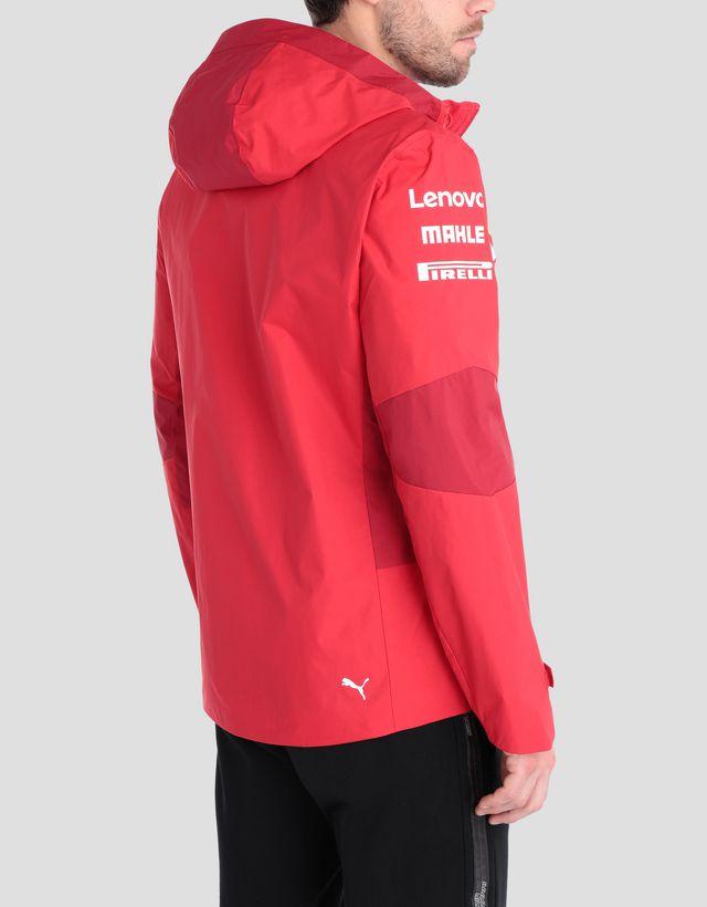 88fde62ef72c ... Scuderia Ferrari Online Store - Scuderia Ferrari 2019 Replica men s  jacket - Raincoats ...