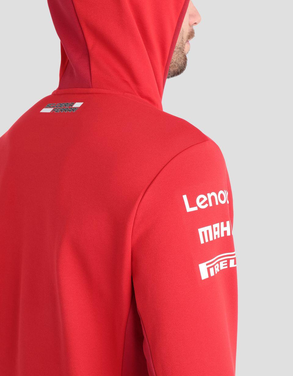 Scuderia Ferrari Online Store - Scuderia Ferrari 2019 Replica men's sweatshirt - Zip Jumpers
