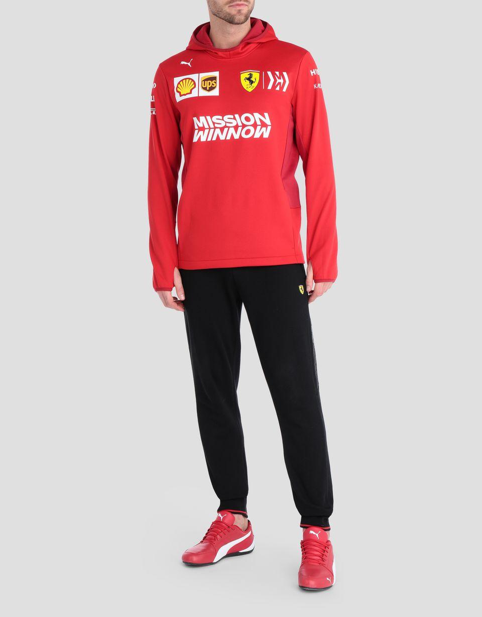 Scuderia Ferrari Online Store - Scuderia Ferrari 2019 Replica men's sweatshirt -