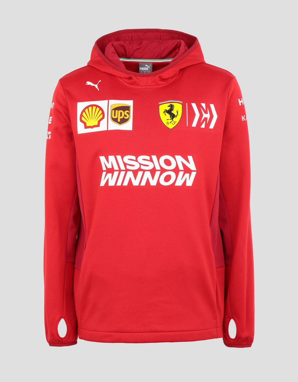 ferrari scuderia ferrari 2019 replica men 39 s sweatshirt man scuderia ferrari official store. Black Bedroom Furniture Sets. Home Design Ideas
