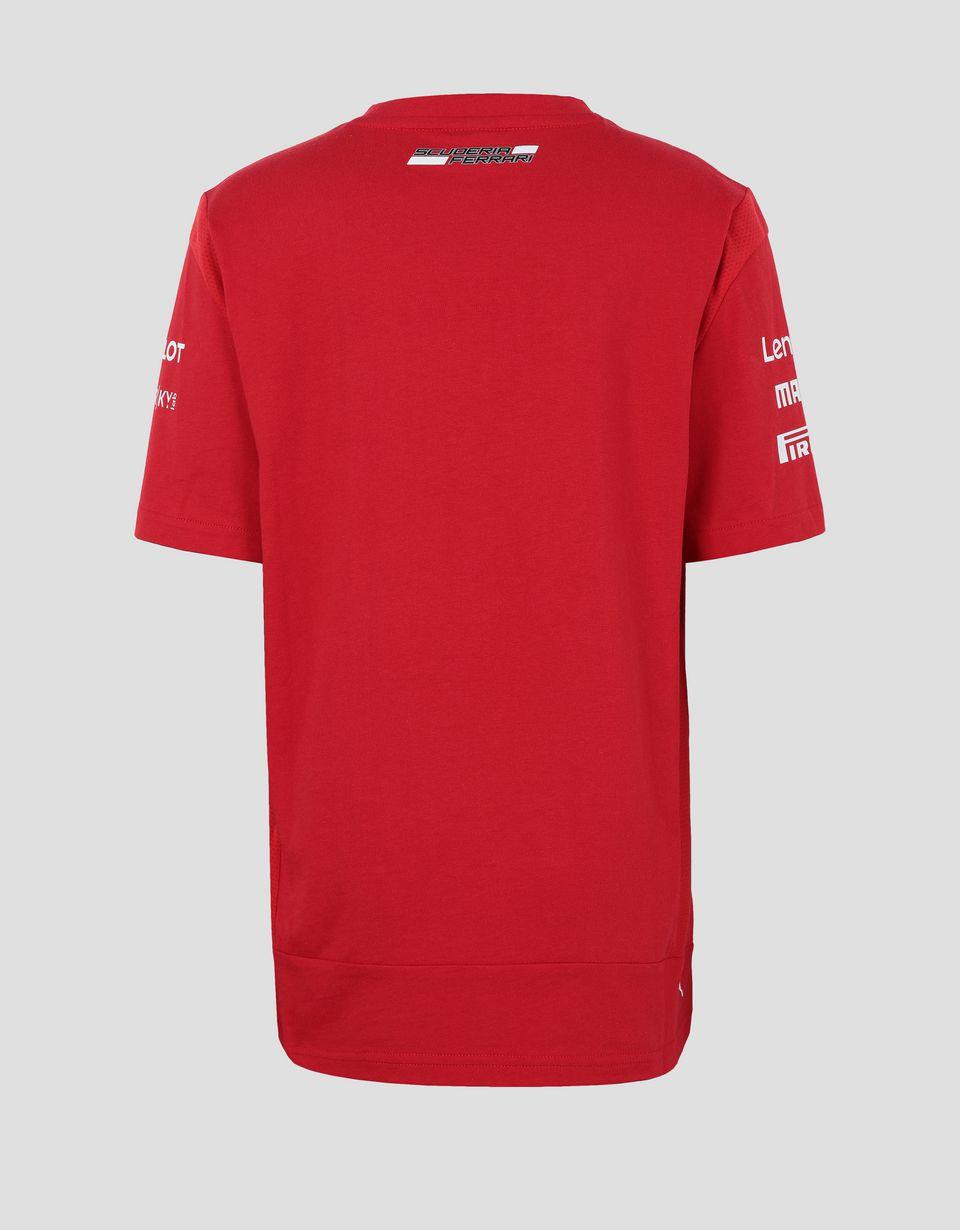 Scuderia Ferrari Online Store - Scuderia Ferrari 2019 Replica kids t-shirt -