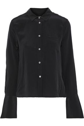 EQUIPMENT Huntley washed-silk shirt