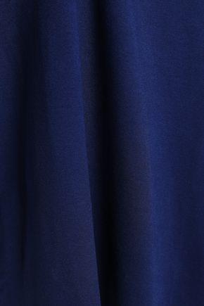 MAJESTIC FILATURES Asymmetric stretch-jersey top