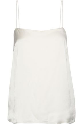 ZIMMERMANN Washed-silk camisole