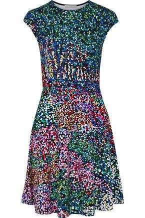 MARY KATRANTZOU Pinto printed stretch-knit dress
