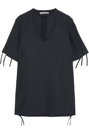 ACNE STUDIOS Bluma cotton-poplin tunic