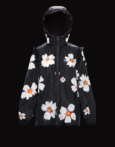 MONCLER SUNFLOWERS - Overcoats - women