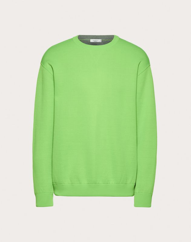 HEARTBREAD/INDIA K CREW-NECK JUMPER