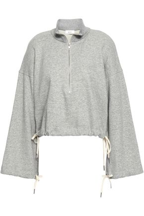 A.L.C. French cotton-terry sweatshirt