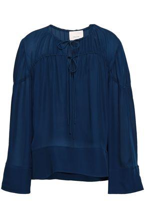 CINQ À SEPT Silk blouse