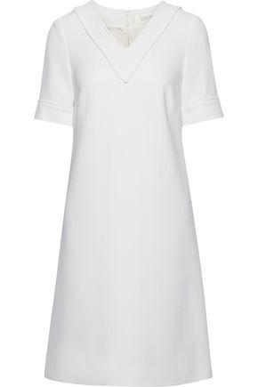 GOAT Gabby wool-crepe dress
