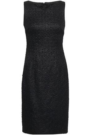 TALBOT RUNHOF Sequined jacquard-knit dress