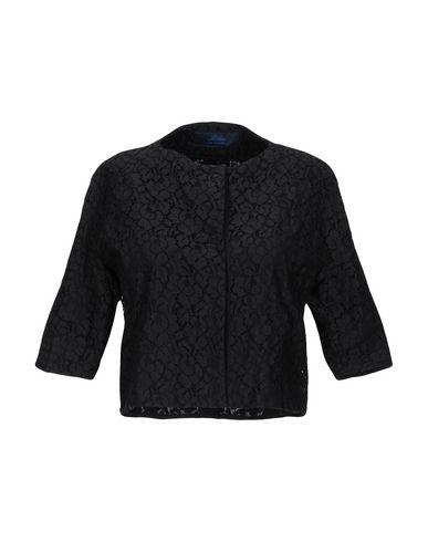 Купить Женский пиджак BLUE LES COPAINS черного цвета