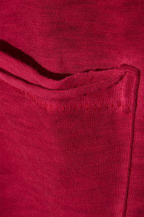 RAG & BONE Mélange Pima cotton T-shirt