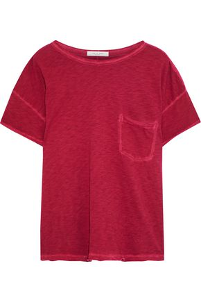 RAG & BONE Mélange Pima cotton T-shirt