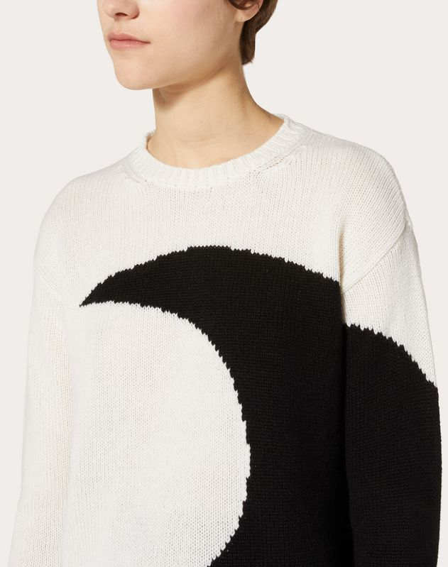 Cashmere Inlay Jumper