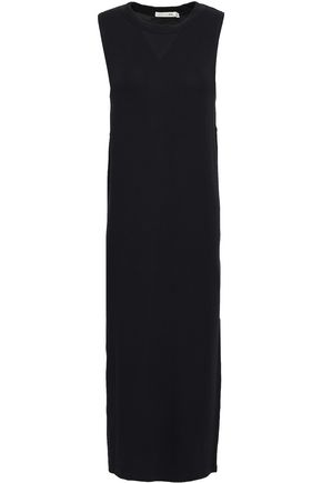 RAG & BONE Stretch modal and cotton-blend midi dress