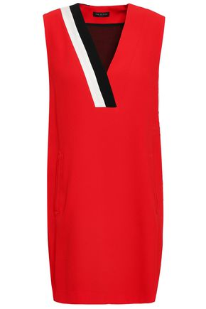 RAG & BONE Crepe mini dress