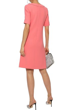 GOAT Gabby wool-crepe dress