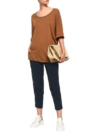 AMERICAN VINTAGE Supima cotton-jersey top