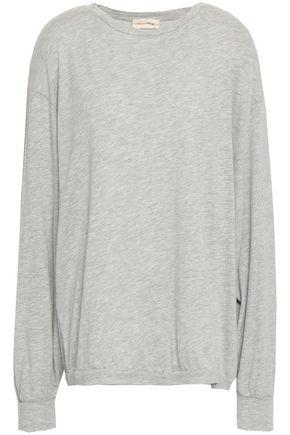 AMERICAN VINTAGE Jockoville mélange stretch-jersey top