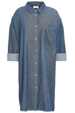 AMERICAN VINTAGE Gateburg denim shirt dress