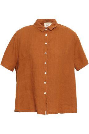 AMERICAN VINTAGE Linen shirt