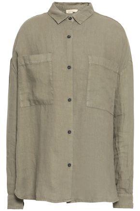AMERICAN VINTAGE Tibtown linen shirt