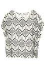 ANTIK BATIK Bead-embellished embroidered crepe blouse