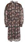ANTIK BATIK Printed silk dress