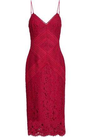 LOVER Corded lace dress