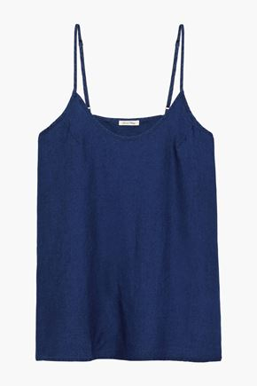 AMERICAN VINTAGE Cuba chambray camisole