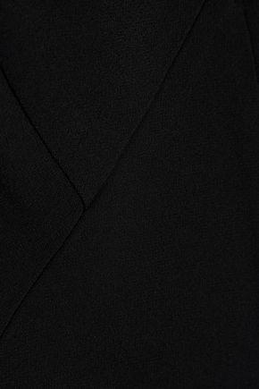 KHAITE Sheryl stretch-crepe mini slip dress