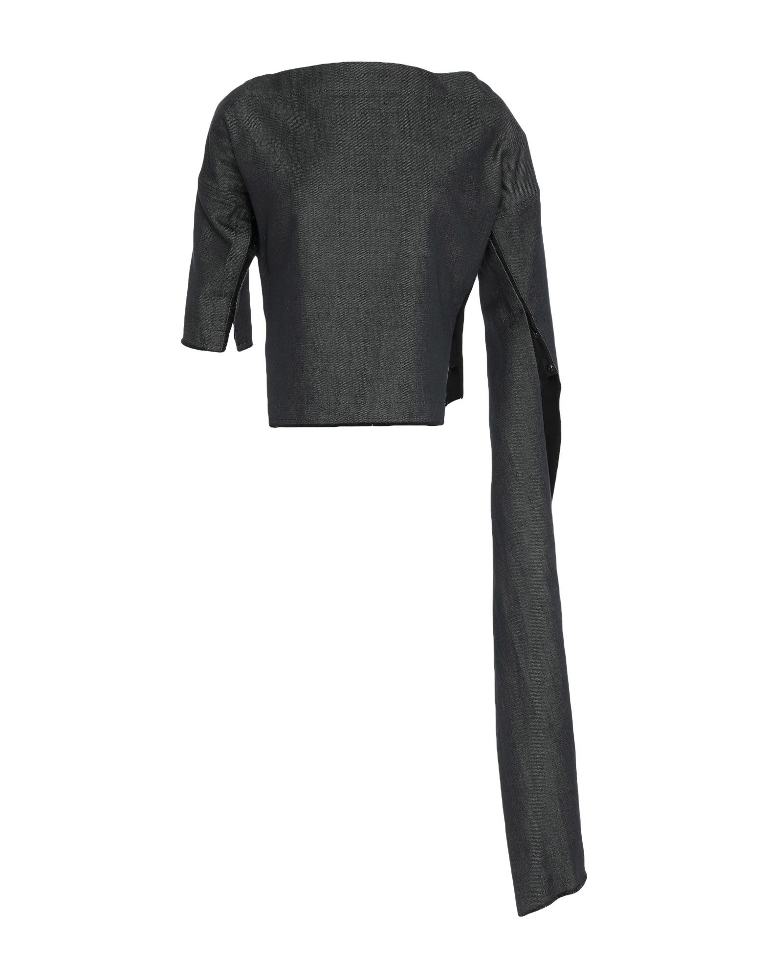 YOHJI YAMAMOTO Джинсовая рубашка burberry джинсовая рубашка