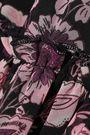 REBECCA MINKOFF Rosemary ruffle-trimmed floral-print georgette mini dress