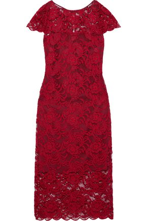 MILLY Linda lace dress