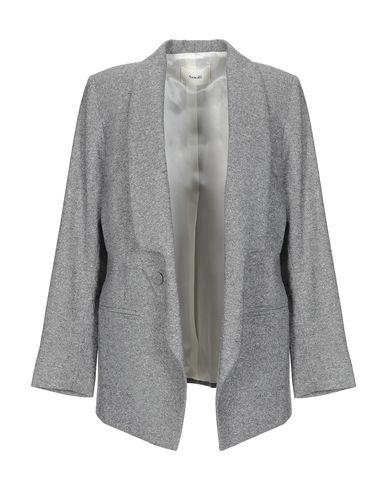 Купить Женский пиджак  серого цвета