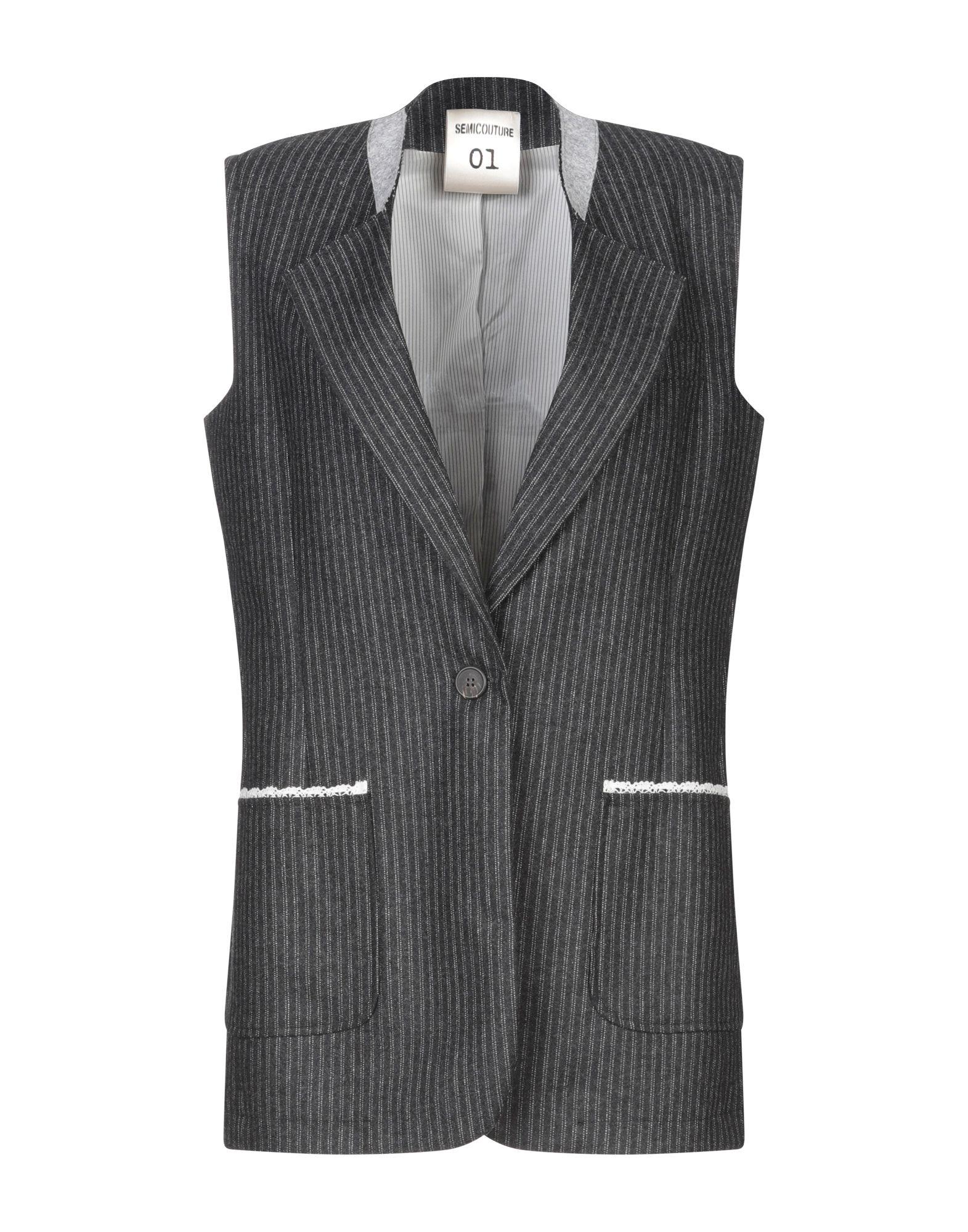 SEMICOUTURE Пиджак шерстяной пиджак мужской купить в москве