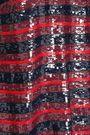 3.1 PHILLIP LIM Sequined striped silk-georgette tank
