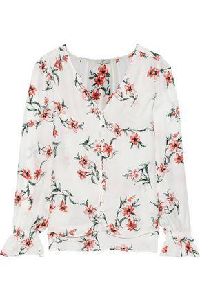 cd9f652ab0 JOIE Bolona floral-print silk blouse