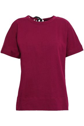 MARNI Cotton-jersey T-shirt