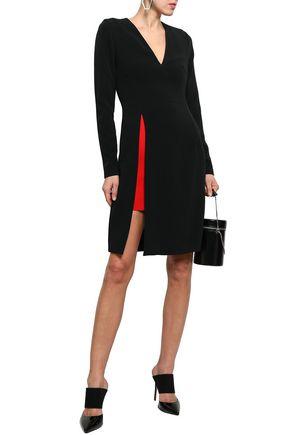 MUGLER Crepe dress