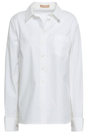 MICHAEL KORS COLLECTION Stretch-cotton shirt