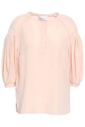 3.1 PHILLIP LIM Tempo silk crepe de chine blouse
