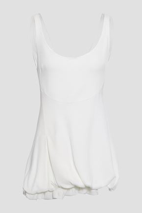 3.1 PHILLIP LIM Gathered crepe top